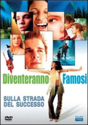 DIVENTERANNO FAMOSI (DVD)