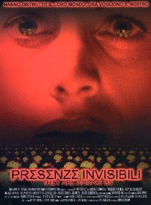 PRESENZE INVISIBILI (DVD)