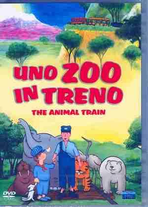 UNO ZOO IN TRENO-ANIMAL TRAIN (DVD)