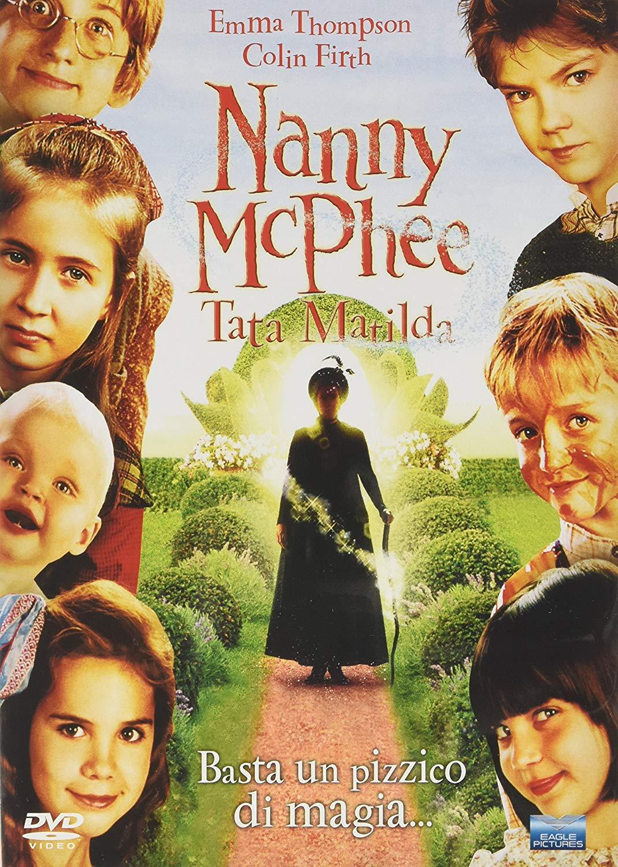NANNY MC PHEE TATA MATILDA (DVD)