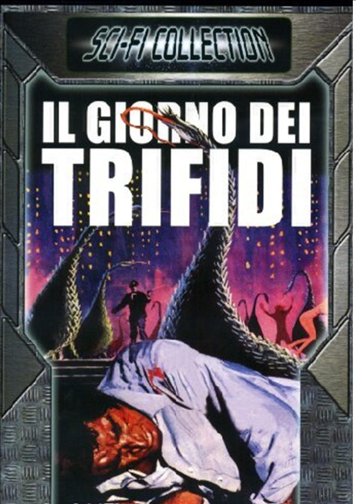 IL GIORNO DEI TRIFIDI - L'INVASIONE DEI MOSTRI VERDI (DVD)