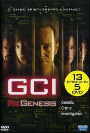 COF.G.C.I. - REGENESIS - STAG.01 (5DVD) (DVD)