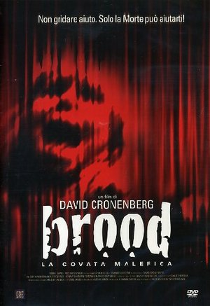 BROOD - LA COVATA MALEFICA (DVD)