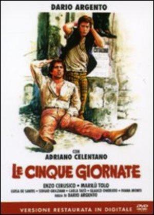 LE CINQUE GIORNATE (DVD)