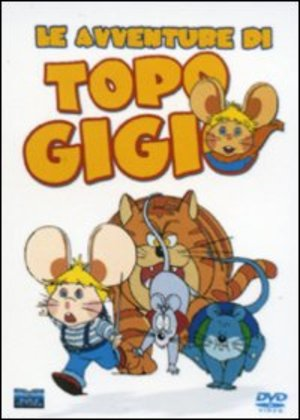COF.TOPO GIGIO - LE AVVENTURE COFANETTO (8 DVD) (DVD)