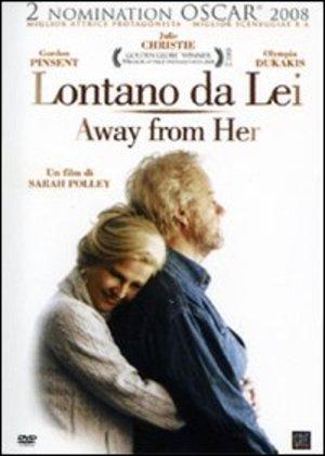 LONTANO DA LEI AWAY FROM HER (DVD)