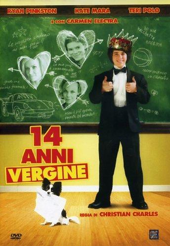 14 ANNI VERGINE (DVD)