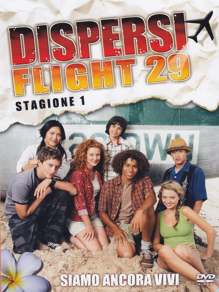 COF.DISPERSI - FLIGHT 29 - STAGIONE 01 (3 DVD) (2005 ) (DVD)