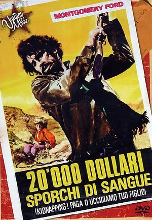 20.000 DOLLARI SPORCHI DI SANGUE (1968 ) (DVD)