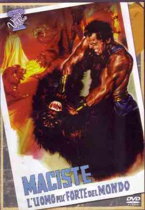 MACISTE L'UOMO PIU' FORTE DEL MONDO (1961 ) (DVD)