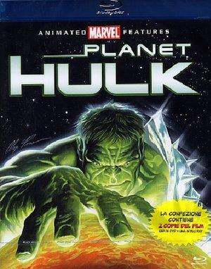 PLANET HULK (BLU-RAY+DVD)