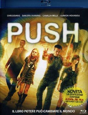 PUSH (BLU-RAY+DVD)