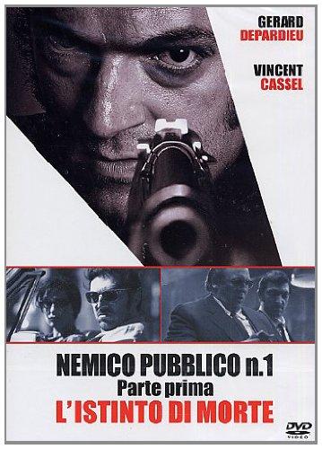 NEMICO PUBBLICO N.1 - PARTE PRIMA - L'ISTINTO DI MORTE (DVD)