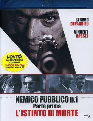 NEMICO PUBBLICO N. 1 - PARTE 1 - L'ISTINTO DI MORTE (BLU-RAY+DVD
