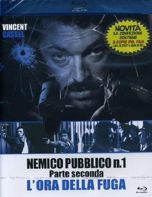 NEMICO PUBBLICO N. 1 - PARTE 2 - L'ORA DELLA FUGA (BLU-RAY+DVD)