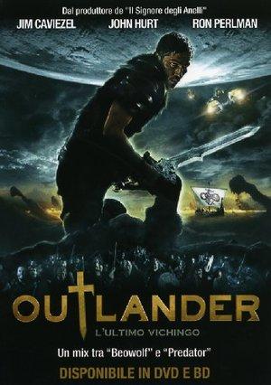 OUTLANDER - L'ULTIMO VICHINGO (DVD)