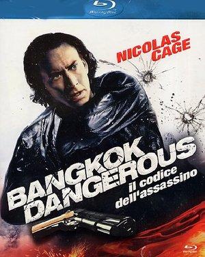 BANGKOK DANGEROUS - IL CODICE DELL'ASSASSINO -BLU-RAY
