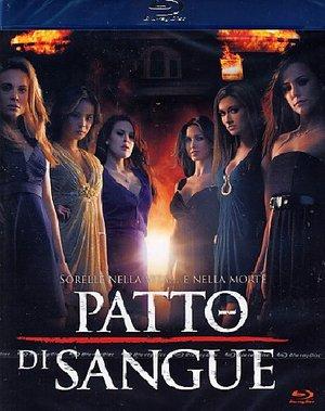 PATTO DI SANGUE - SORORITY ROW - BLU-RAY