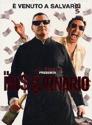 IL MISSIONARIO (DVD)