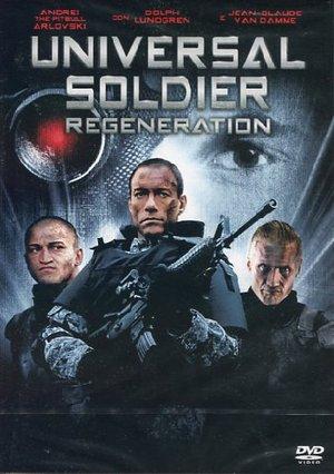 UNIVERSAL SOLDIER - REGENERATION (DVD)