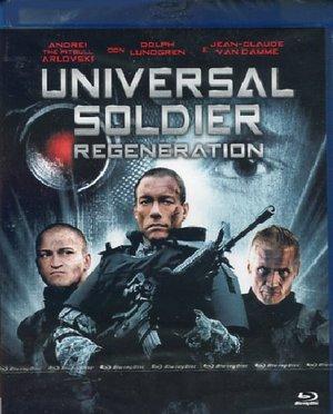 UNIVERSAL SOLDIER - REGENERATION (BLU-RAY )