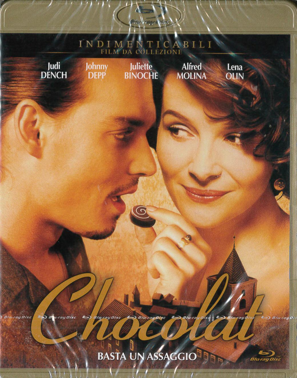 CHOCOLAT (BLU-RAY)
