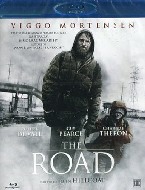 THE ROAD - BLU-RAY