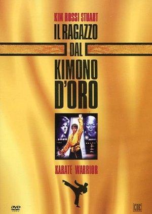 IL RAGAZZO DAL KIMONO D'ORO (DVD)