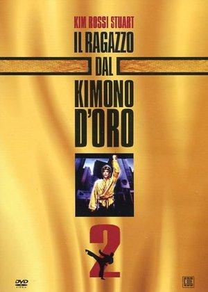IL RAGAZZO DAL KIMONO D'ORO 2 (DVD)