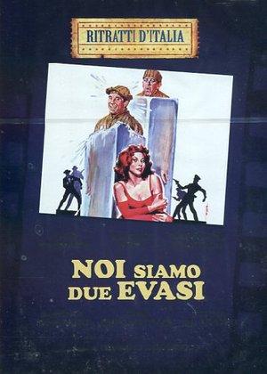 NOI SIAMO DUE EVASI (DVD)