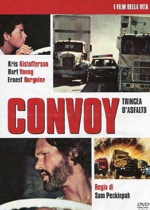 CONVOY - TRINCEA D'ASFALTO (SE) (DVD+LIBRETTO) (DVD)