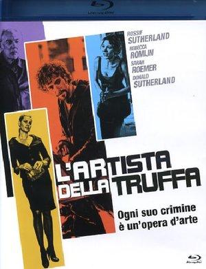 L'ARTISTA DELLA TRUFFA (BLU-RAY)
