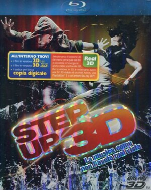 STEP UP 3 (REAL 3D) (SE) (BLU-RAY+COPIA DIGITALE)