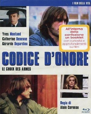 CODICE D'ONORE - LE CHOIX DES ARMES (SE) (BLU-RAY+BOOKLET)