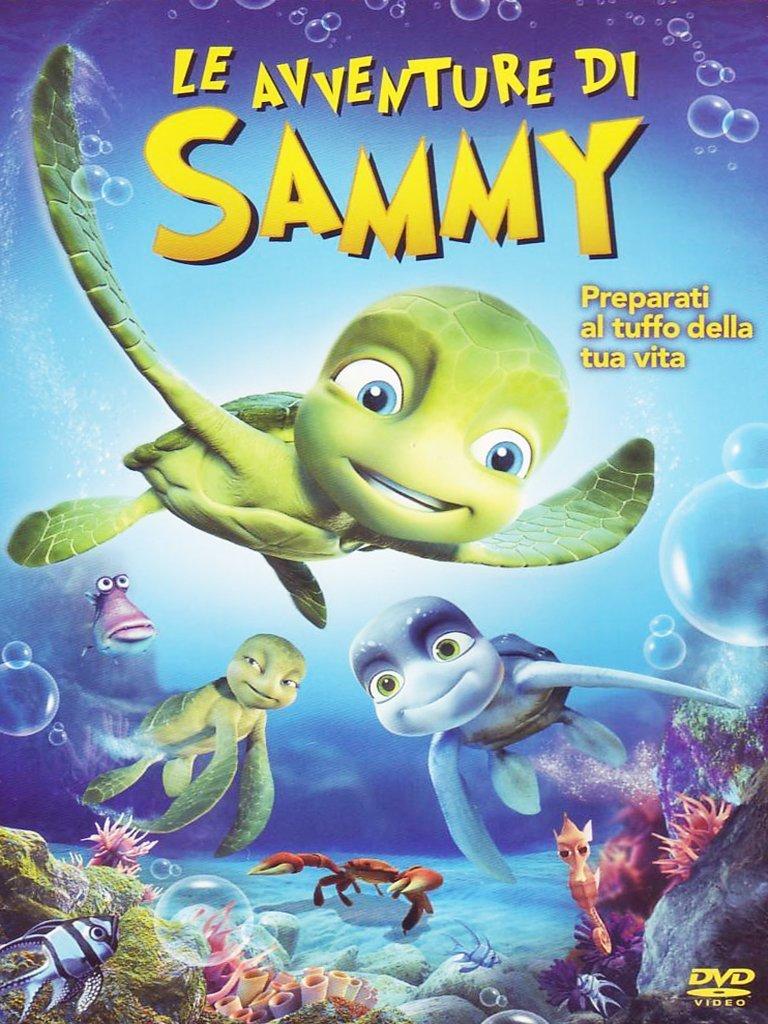 LE AVVENTURE DI SAMMY (DVD)