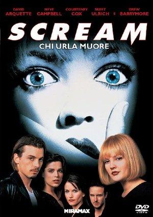 SCREAM CHI URLA MUORE (DVD)