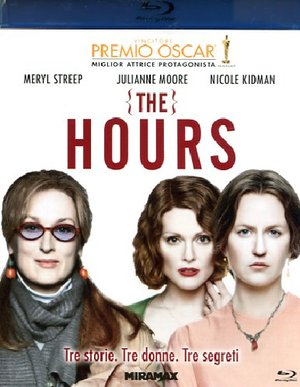 THE HOURS - BLU-RAY
