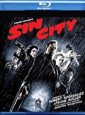 SIN CITY (2BLU-RAY)