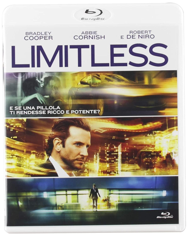 LIMITLESS (BLU-RAY )