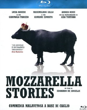 MOZZARELLA STORIES - BLU-RAY