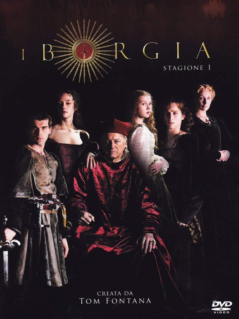COF.I BORGIA - STAG.01 (DVD)