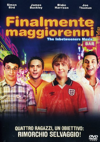 FINALMENTE MAGGIORENNI (DVD)