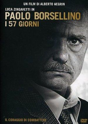 PAOLO BORSELLINO - I CINQUANTASETTE GIORNI (DVD)
