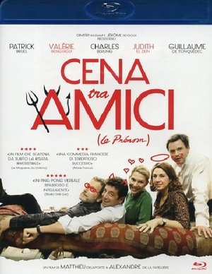 CENA TRA AMICI (BLU-RAY)