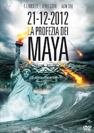21-12-2012 LA PROFEZIA DEI MAYA (DVD)