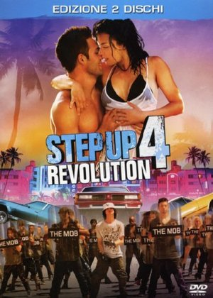 STEP UP 4 - REVOLUTION (2 DVD) (DVD)