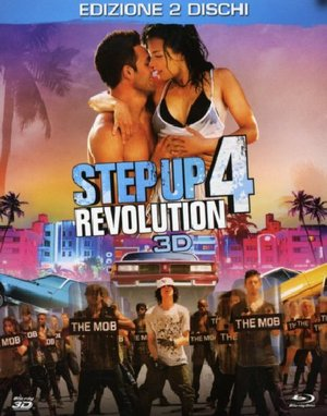 STEP UP 4 - REVOLUTION (BLU-RAY+BLU-RAY 3D)