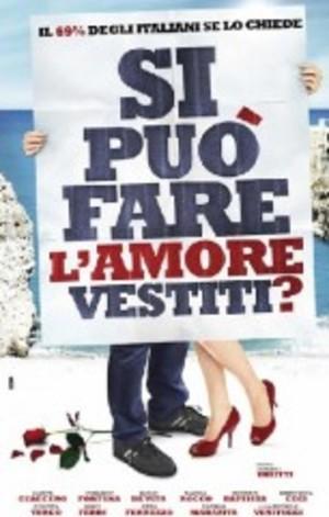 SI PUO' FARE L'AMORE VESTITI? (DVD)