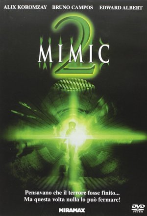 MIMIC 2 (EAGLE) (DVD)
