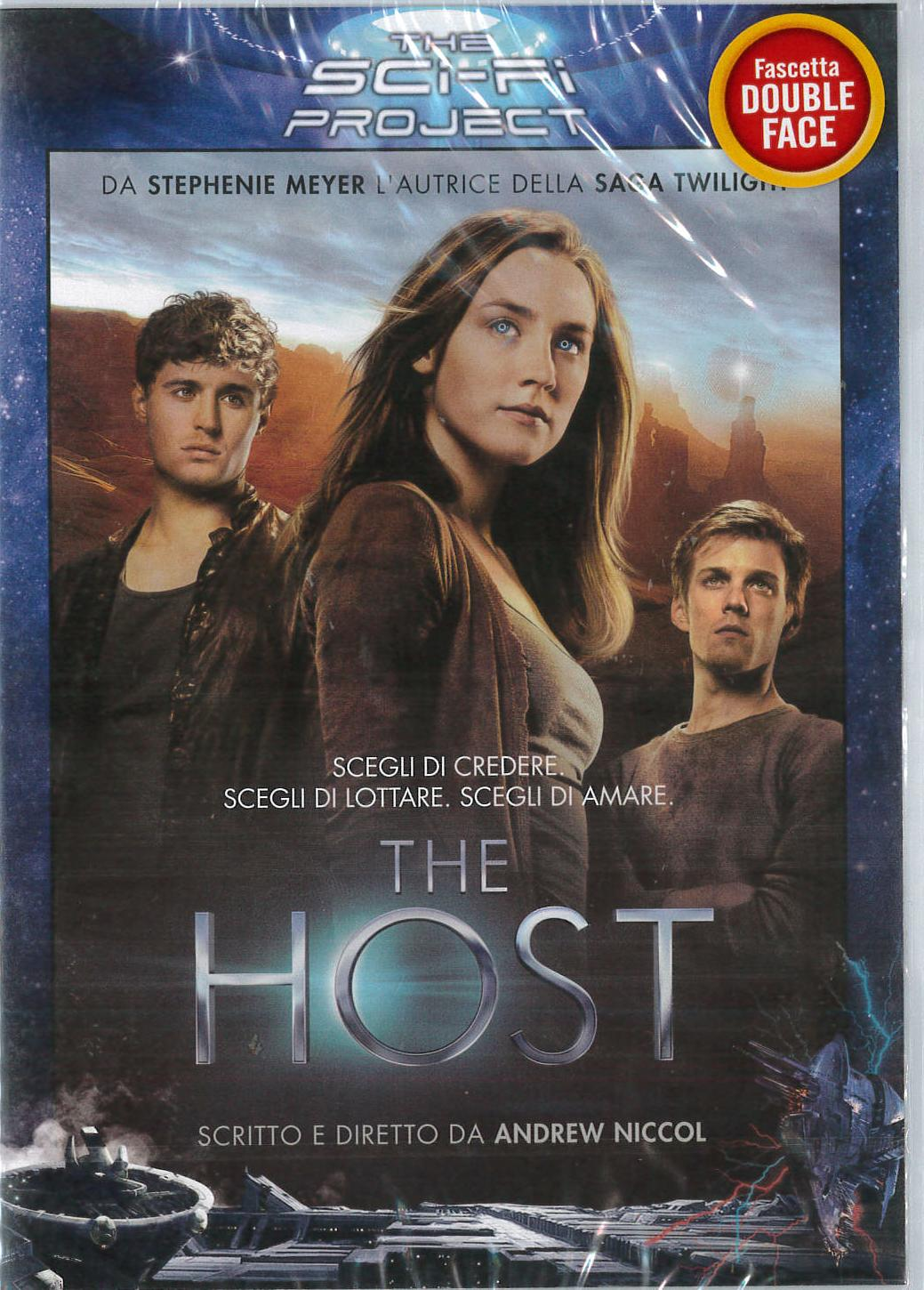 THE HOST (2013) (2 DVD) (DVD)